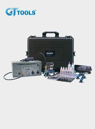 Trusă de reparat parbrize Maxim Professional 12V/220V