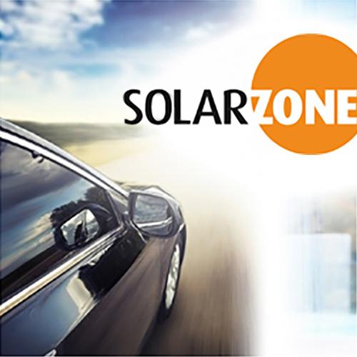 SolarZone - Folie solară auto