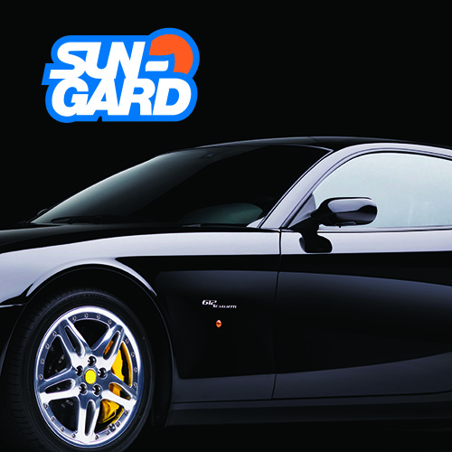 SunGard - Folie solară auto
