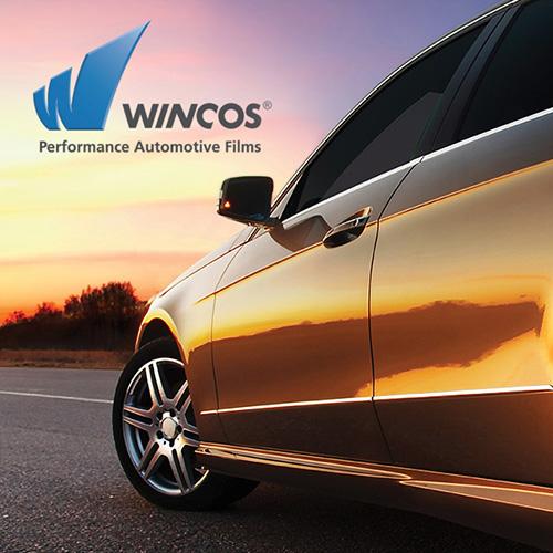 WINCOS - Folie solară auto